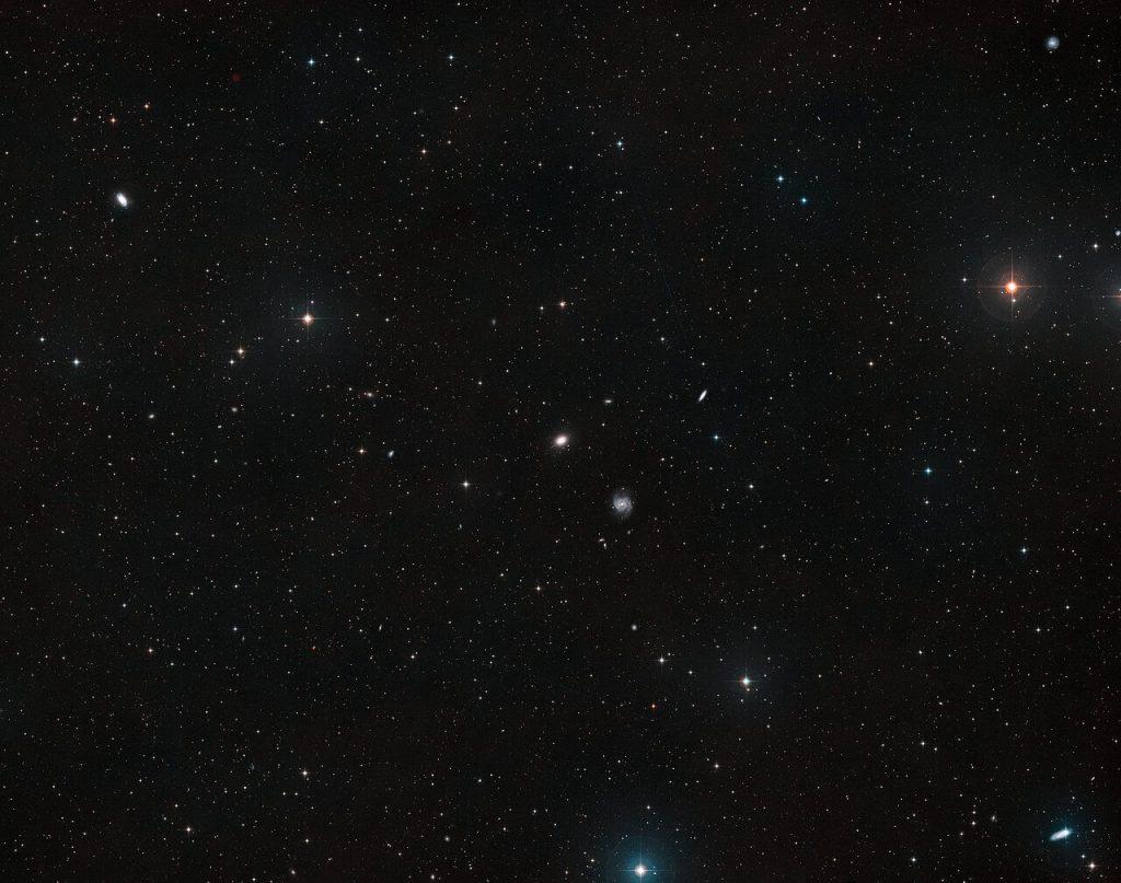 ბნელი მატერიის არმქონე გალაქტიკის საიდუმლო ამოხსნილია — #1tvმეცნიერება