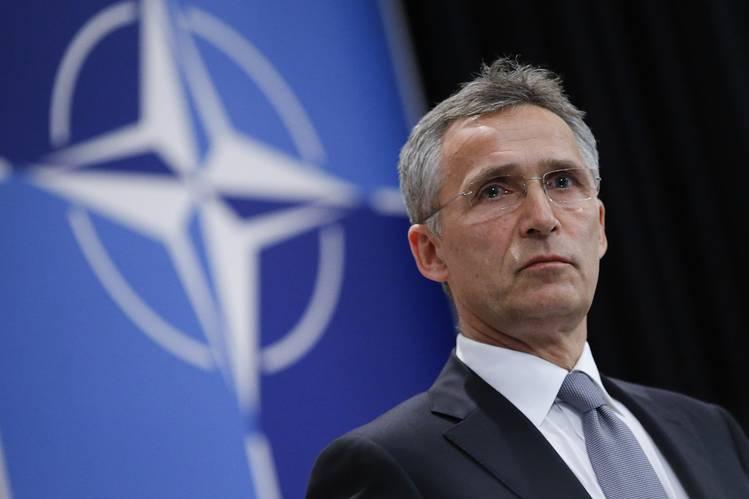 Yens Stoltenberq - NATO Xarici İşlər nazirləri Gürcüstan üçün yeniləşdirilmiş zərfin qəbulu barəsində razılaşdılar