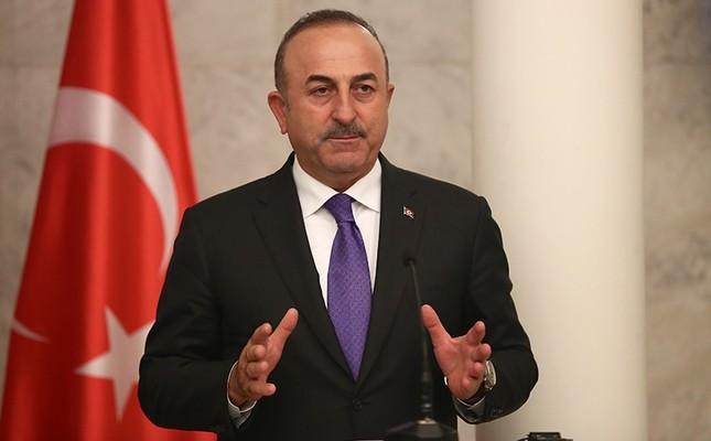 Mövlud Çavuşoğlu - NATO ministerialında Gürcüstan və Ukraynanın suverenliyi və ərazi bütövlüyünə dəstəyimizi bir daha təsdiq etdik