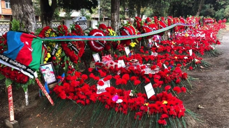 Ադրբեջանի պաշտպանության գերատեսչության տվյալներով, Լեռնային Ղարաբաղում ռազմական գործողությունների ընթացքում մահացել է 2 783 ադրբեջանցի զինվորական, 100-ից ավելը համարվում է անհետ կորած