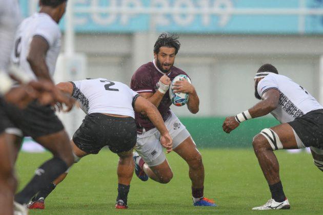 """Borjghalosnebi"" lost against Fiji"