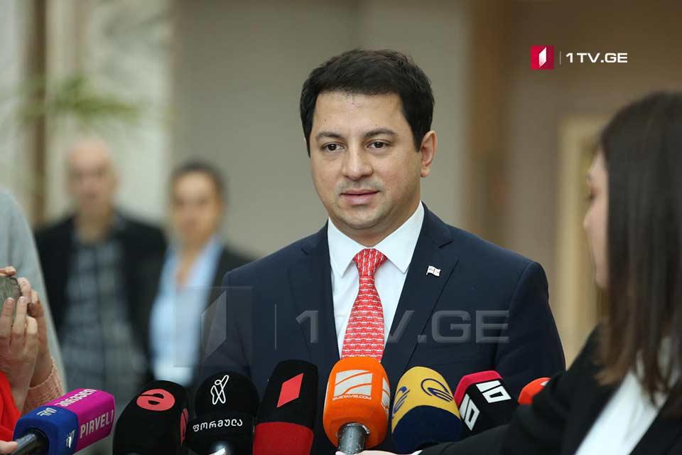 По словам председателя парламента Грузии, проведение повторных выборов не рассматривается