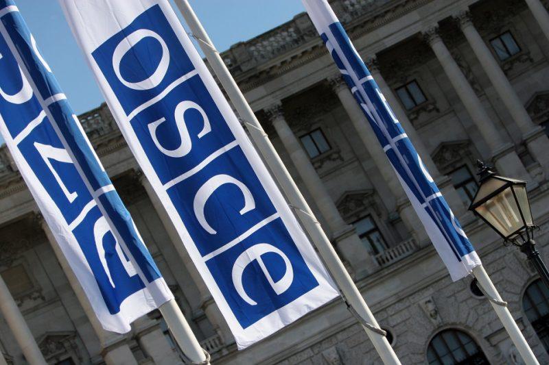 Пятерка председателей ОБСЕ приняла заявление в поддержку Грузии