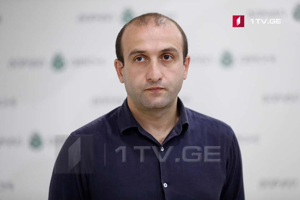 """იაგო ხვიჩია - მიმაჩნია, რომ მიხეილ სააკაშვილსა და """"ნაციონალურ მოძრაობას"""" არ უნდა აეკრძალოთ ქართულ პოლიტიკაში ჩართულობა"""
