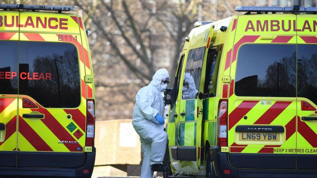 ბოლო 24 საათის განმავლობაში, ბრიტანეთში კორონავირუსით 146 ადამიანი გარდაიცვალა