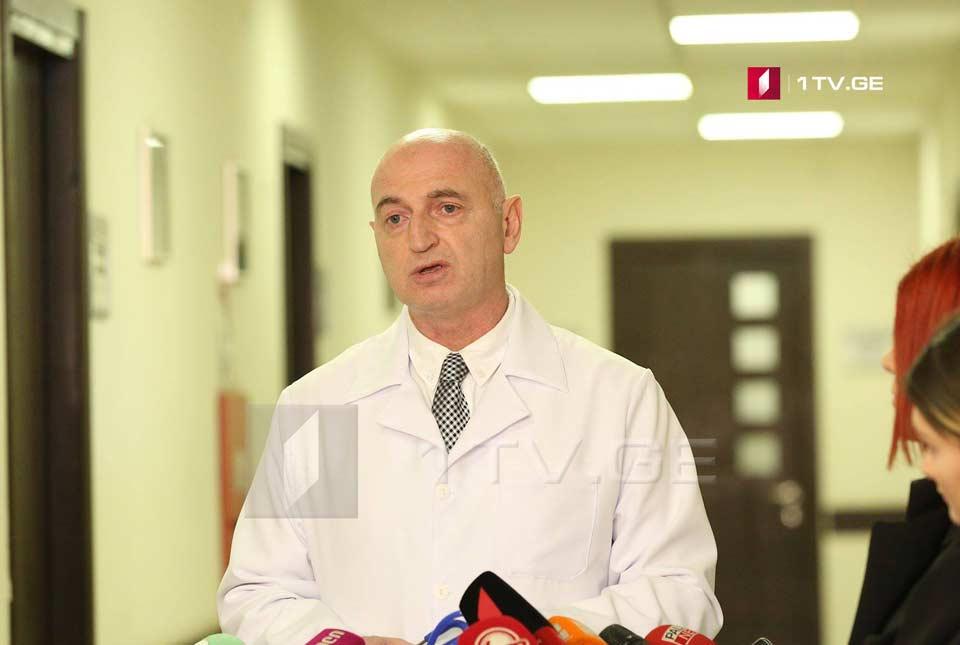 ივანე ჩხაიძე - საქართველოში კორონავირუსი 30 000-მა ბავშვმა გადაიტანა, ვთხოვთ მშობლებს, კოვიდის შემდგომი გახანგრძლივებული სიმპტომების შემთხვევაში, აუცილებლად მოგვმართონ