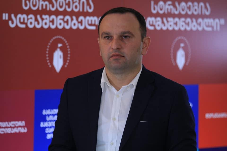 """პაატა მანჯგალაძე -52-პროცენტიანი მხარდამჭერის მქონდე დეპუტატებისთვის უფლებამოსილების შეწყვეტით """"ქართული ოცნება"""" მიიყენებს თვითდაზიანებას"""