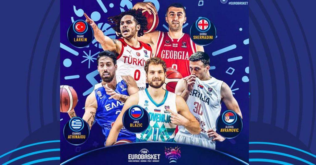 FIBA names Shermadini as Georgian MVP in November window