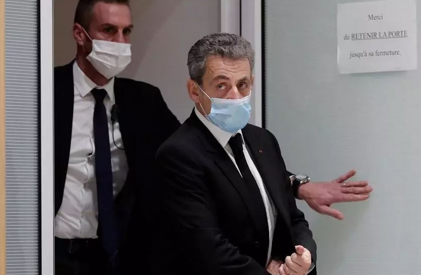 პროკურატურა ნიკოლა სარკოზისთვის ოთხწლიან პატიმრობას ითხოვს, აქედან ორ წელს პირობით სასჯელს