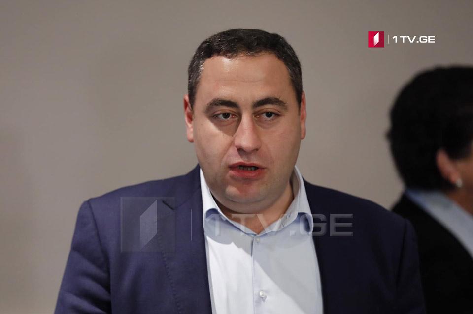 Strategy Aghmashenebeli: Attack on EU, US Ambassadors faulty