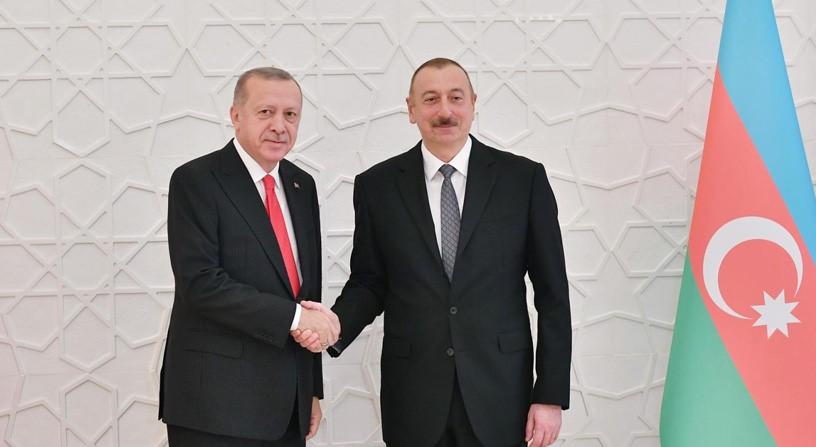 Президенты Азербайджана и Турции выступили с инициативой о создании новой платформы с участием шести стран