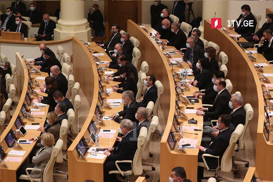 Amendments to Election Code initiated at Parliament