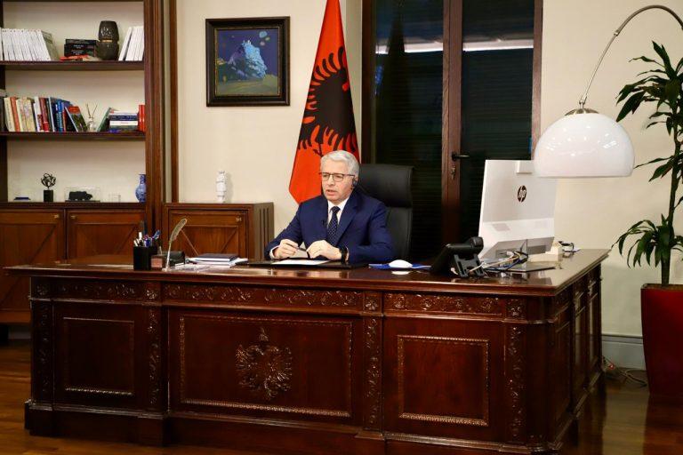 ალბანეთში პოლიციის მიერ მამაკაცის მკვლელობის შემდეგ შინაგან საქმეთა მინისტრმა თანამდებობა დატოვა