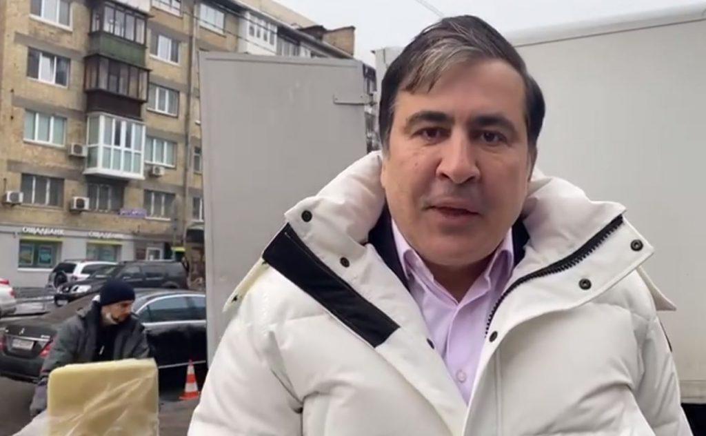 Михаил Саакашвили назвал посла Украины в Грузии взяточником