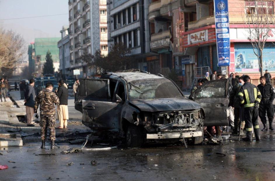 ქაბულში აფეთქებისა და სროლის შედეგად სამი ადამიანი დაიღუპა