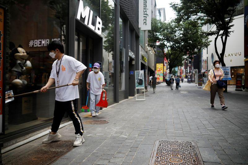 """სამხრეთ კორეის დედაქალაქსა და რამდენიმე რეგიონში """"კოვიდ-19""""-ის გავრცელების პრევენციის მიზნით სკოლები დაიხურება"""