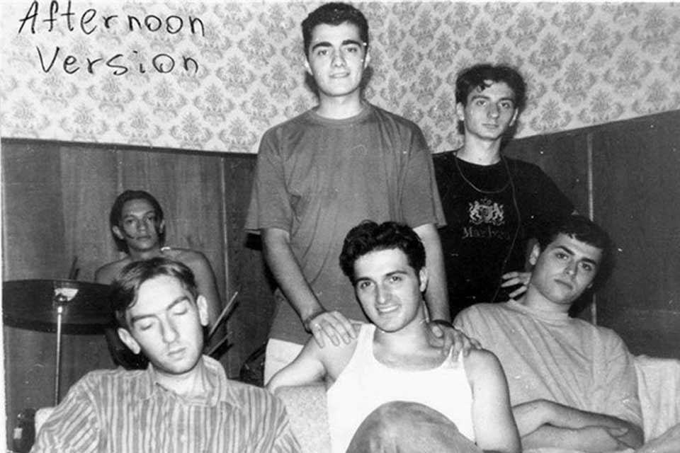 #სახლისკენ - 90-იანები მიშა აბესაძესთან ერთად