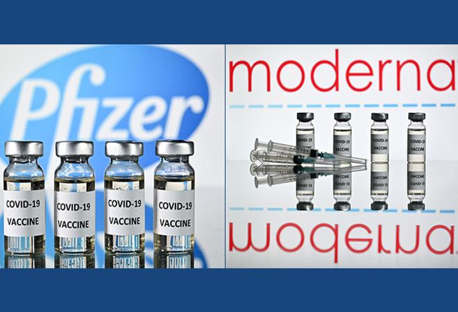 ორი გრაფიკი, რომელიც გიჩვენებთ, რამდენად ეფექტიანია Moderna-ს და Pfizer-ის ვაქცინები COVID-19-ის წინააღმდეგ — #1tvმეცნიერება
