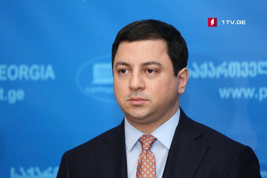 Арчил Талаквадзе - Ещё раз призываю здоровые силы в оппозиции к участию в парламентском процессе