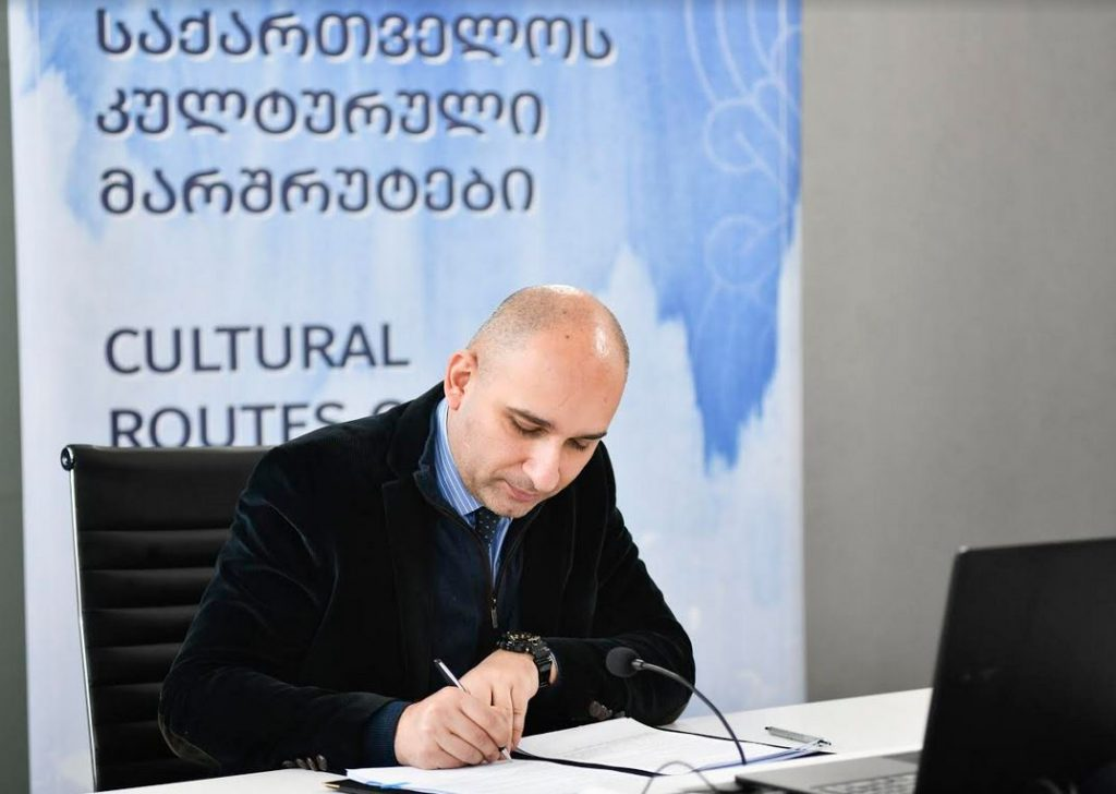 Kutaisi to host 10th CoE Annual Advisory Forum on Cultural Routes