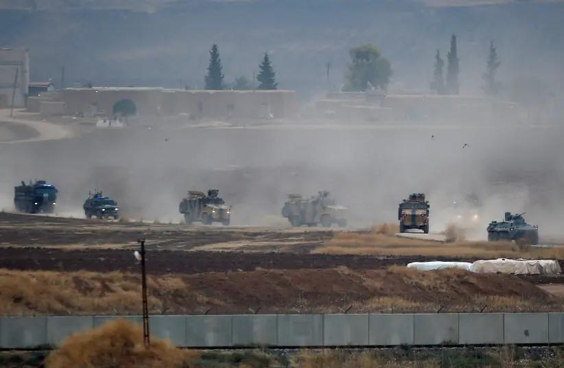 Թուրքիան Հյուսիս-արևմտյան Սիրիայում իրականացրել է 7 ռազմական դիտակետի տարհանում