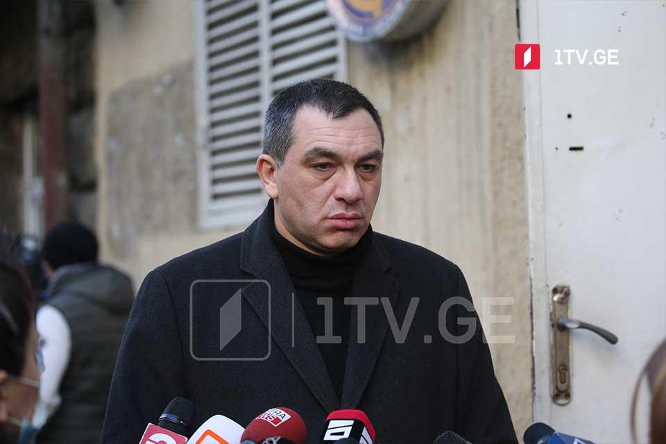 Ex-president Saakashvili ally echos US Senator statement