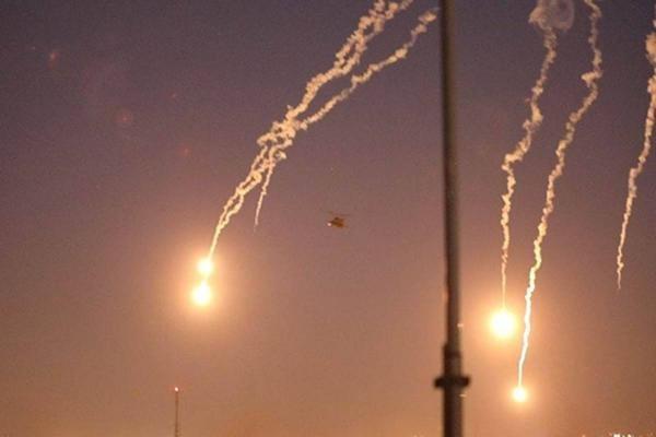 ერაყის დედაქალაქ ბაღდადში აშშ-ის საელჩოს მიმართულებით 8 რაკეტა ისროლეს