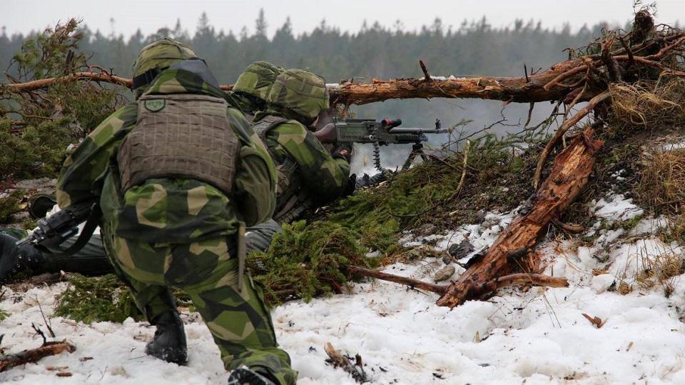 ბალტიის ზღვაში, ატლანტიკის ჩრდილოეთსა და არქტიკაში რუსეთის სამხედრო აქტივობის ზრდის გამო, შვედეთი შეიარაღებული ძალების მოდერნიზაციას იწყებს