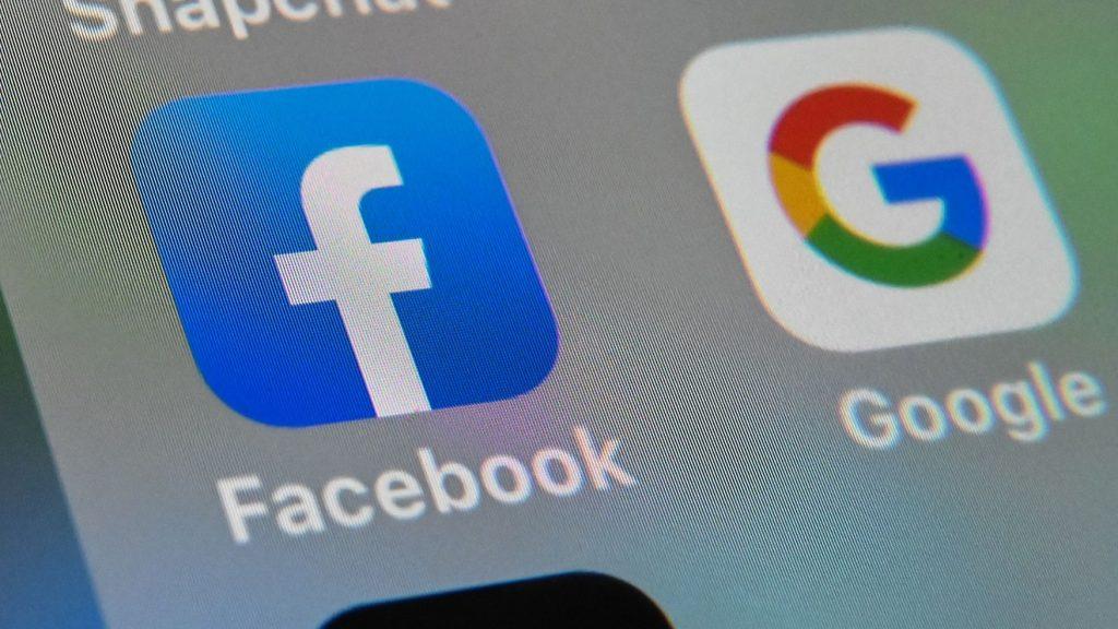 """მედიის ინფორმაციით, """"ფეისბუქი"""" და """"გუგლი"""" ურთიერთდახმარებაზე შეთანხმდნენ, თუ მთავრობა რომელიმეს წინააღმდეგ ანტიმონოპოლიურ გამოძიებას დაიწყებს"""