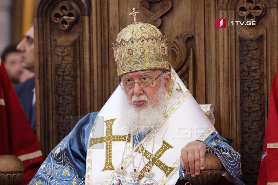 პატრიარქის საშობაო ეპისტოლე დღეს გამოქვეყნდება