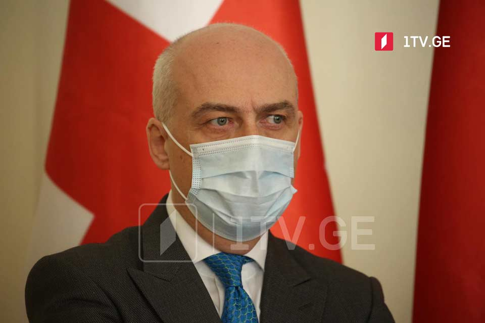 Georgian Foreign Minister tests positive for Covid-19