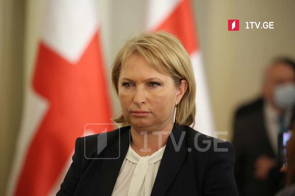 Economy Minister says Namakhvani HPP to be strategic for Georgia