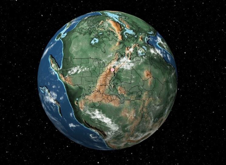 მეცნიერთა გათვლებით, შორეულ მომავალში დედამიწაზე უზარმაზარი სუპერკონტინენტი წარმოიქმნება — #1tvმეცნიერება