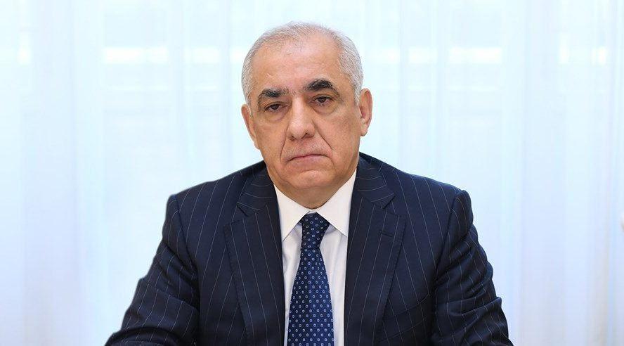 Премьер-министр Азербайджана поздравил Георгия Гахария с назначением на пост главы правительства