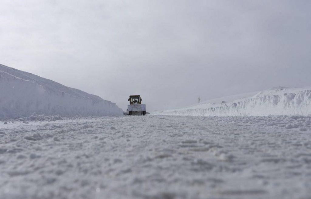 Ախալցխա-Նինոծմինդա ճանապարհին արգելված է  կցովի ավտոտրանսպորտի երթևեկությունը