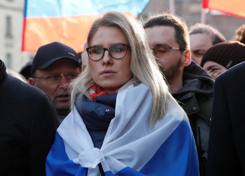 რუსეთში ოპოზიციონერი ლიუბოვ სობოლის წინააღმდეგ სისხლის სამართლის საქმე აღიძრა