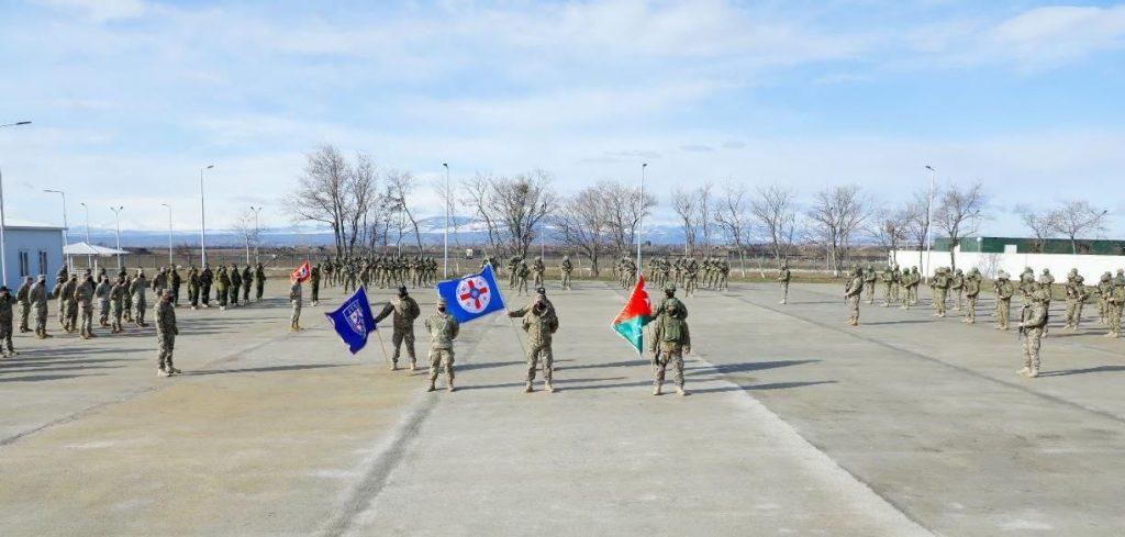 11-րդ գումարտակը պաշտպանության պատրաստության ծրագրի շրջանակներում ավարտել է զորավարժությունը
