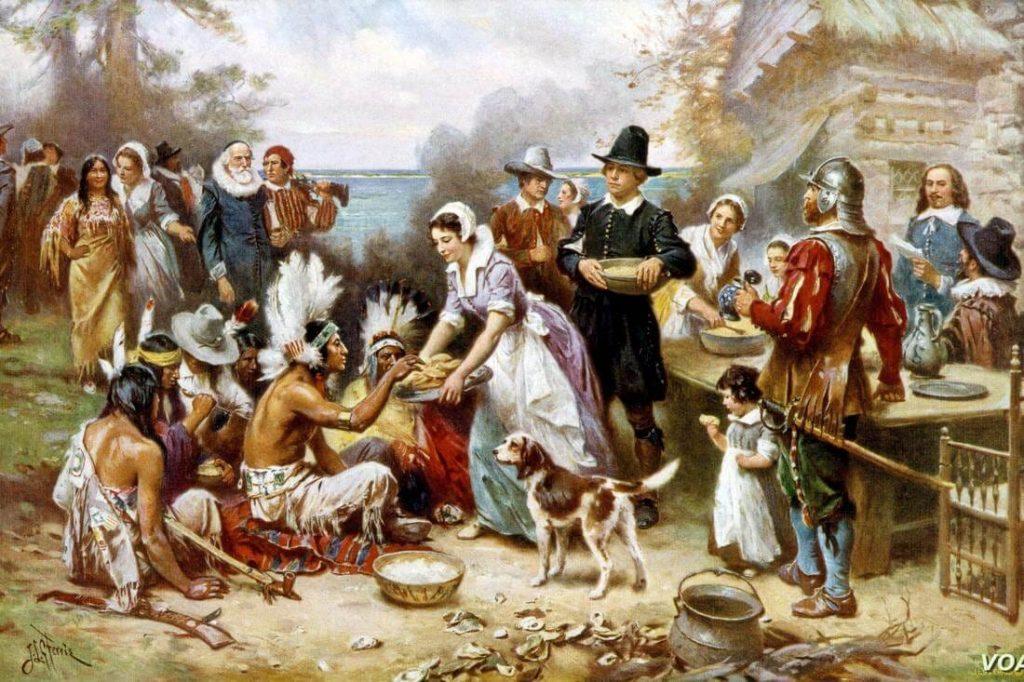 """რადიო ექსპრესი - ახალი სამყარო, """"Mayflower Compact""""- დან შექსპირამდე; ინგლისური ჰეგემონიის დასაწყისი"""