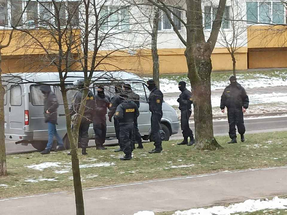 ბელარუსის რამდენიმე ქალაქში ანტისამთავრობო მსვლელობები მიმდინარეობს