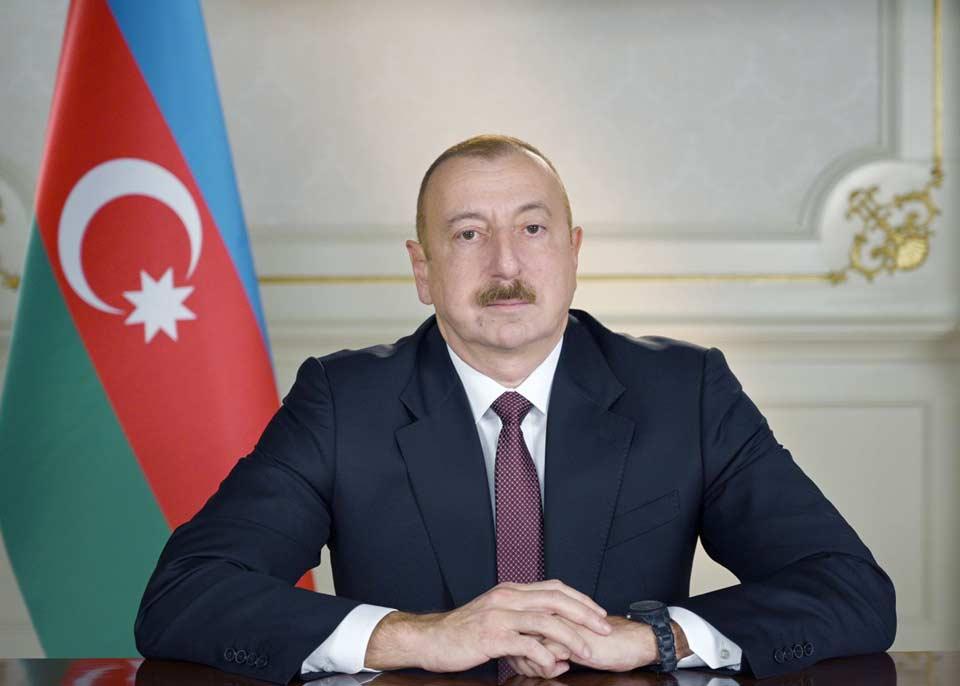 Azerbaijani President congratulates Giorgi Gakhariaonreappointment as Georgian Prime Minister