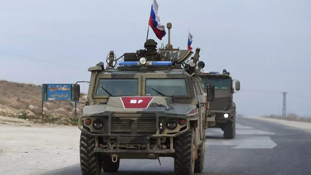 მედიის ცნობით, სირიის აინ-ისას რაიონში რუსეთის სამხედრო პოლიციის დამატებითი ძალები შევიდნენ