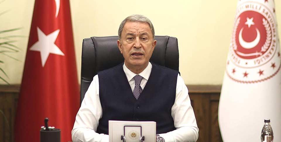 თურქეთის თავდაცვის მინისტრი აცხადებს, რომ თურქი სამხედროები, რომლებიც მთიან ყარაბაღში რუსეთ-თურქეთის ერთობლივი მონიტორინგის ცენტრში იმუშავებენ, აზერბაიჯანში უკვე გაემგზავრნენ