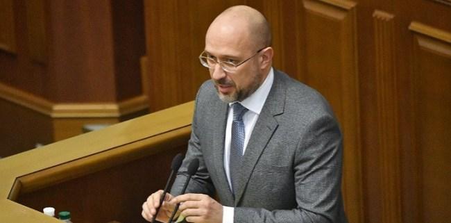 Премьер-министр Украины поздравил Георгия Гахария с повторным назначением на пост премьер-министра