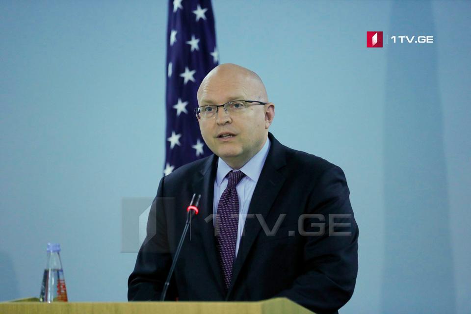 Помощник госсекретаря США Филипп Рикер посетит Грузию