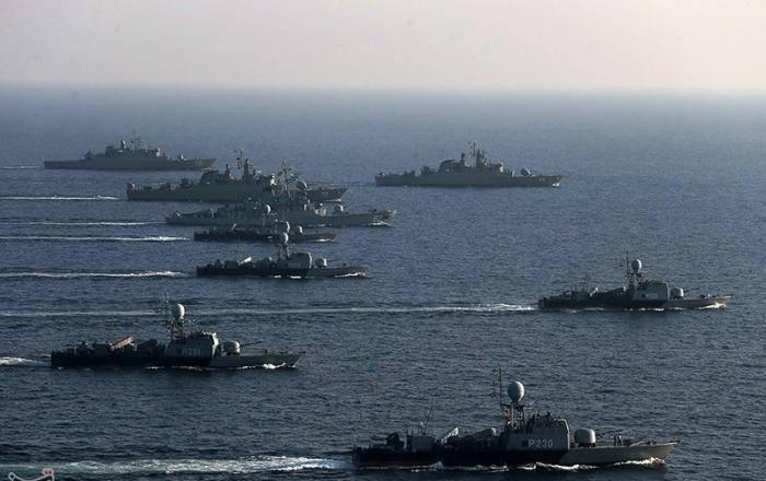 """""""სიენენის"""" ინფორმაციით, ბოლო 48 საათში ირანმა სპარსეთის ყურის საზღვაო ძალებში საბრძოლო მზადყოფნის დონე გაზარდა"""