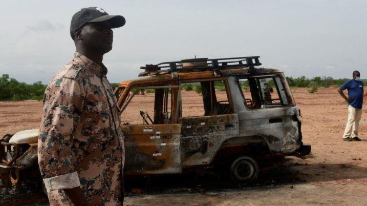 ნიგერში ისლამისტმა მებრძოლებმა 79 ადამიანი მოკლეს