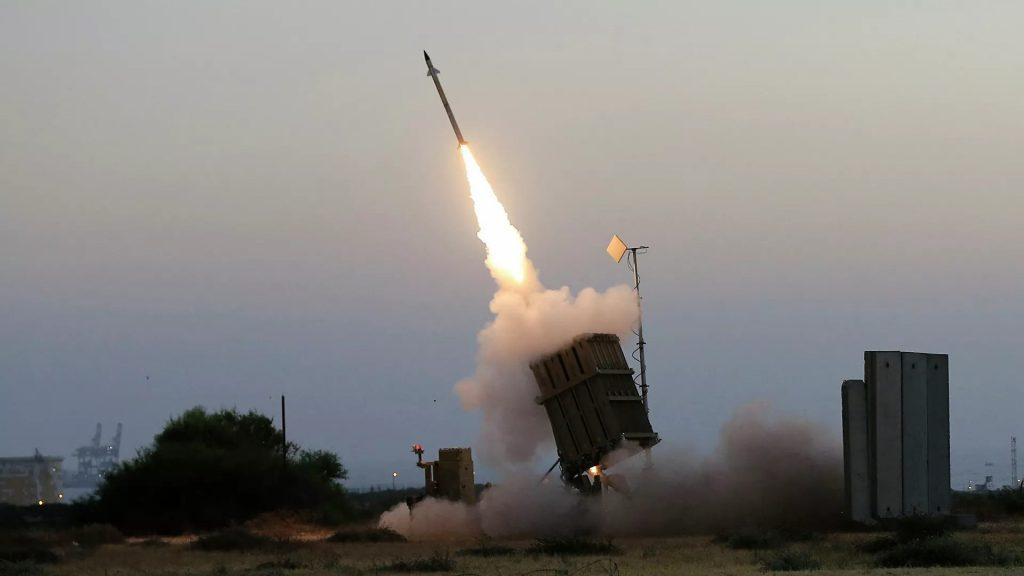 """ისრაელმა აშშ-ის არმიისთვის საჰაერო თავდაცვის სისტემა """"რკინის გუმბათის"""" მიწოდების პროცესი დაასრულა"""
