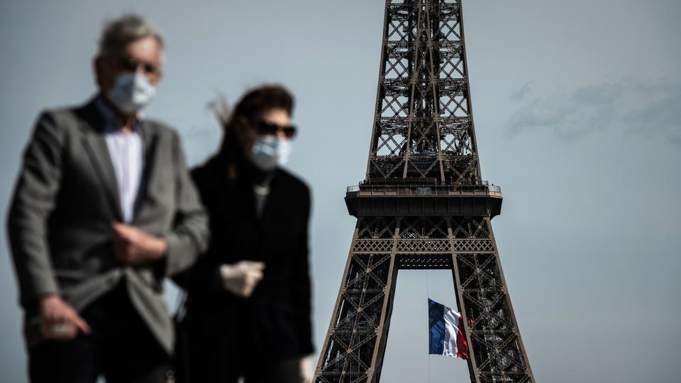 Fransada son bir gün ərzində koronavirusun 4 022 yeni halı aşkar edildi, 378 insan vəfat etdi