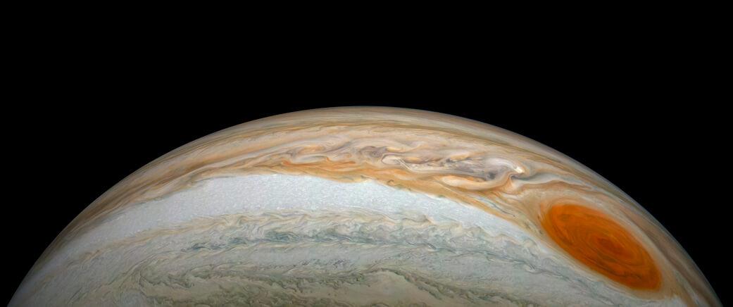 იუპიტერი ზოგიერთ ვარსკვლავზე დიდია, მაგრამ რატომ ვერ იქცა ის მზის სისტემის მეორე მზედ — #1tvმეცნიერება