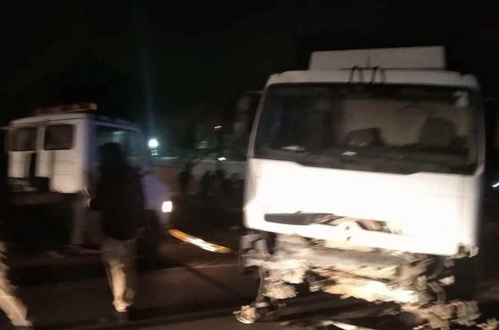 ქუთაისი-ხონის გზაზე ავარიის შედეგად ერთი ადამიანი დაიღუპა
